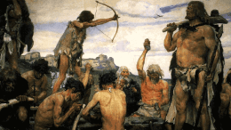 The Mesolithic Period