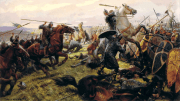 Anglo-Normans at battle