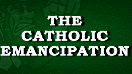 Catholic Emancipation