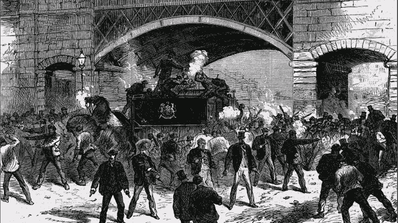 Fenian Rebellion of 1867