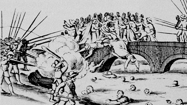 The Irish Rebellion Of 1641