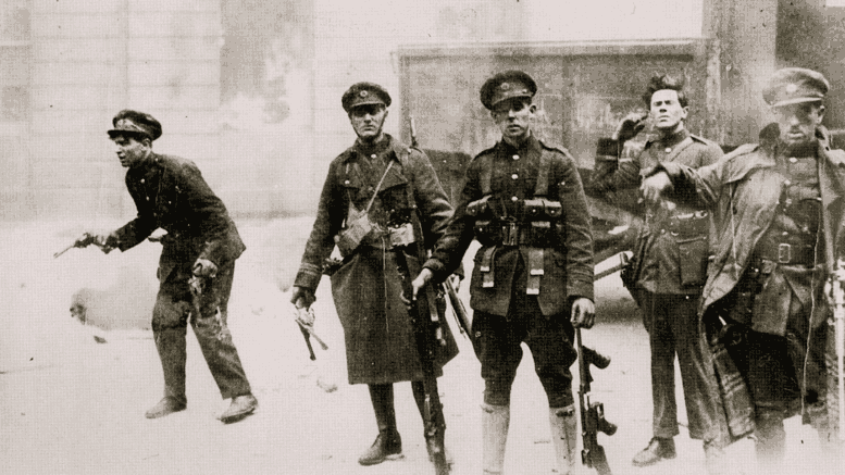 The Irish Civil War (1922-1923)