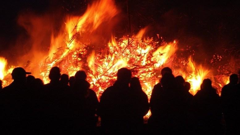 Fire Festival of Samhain