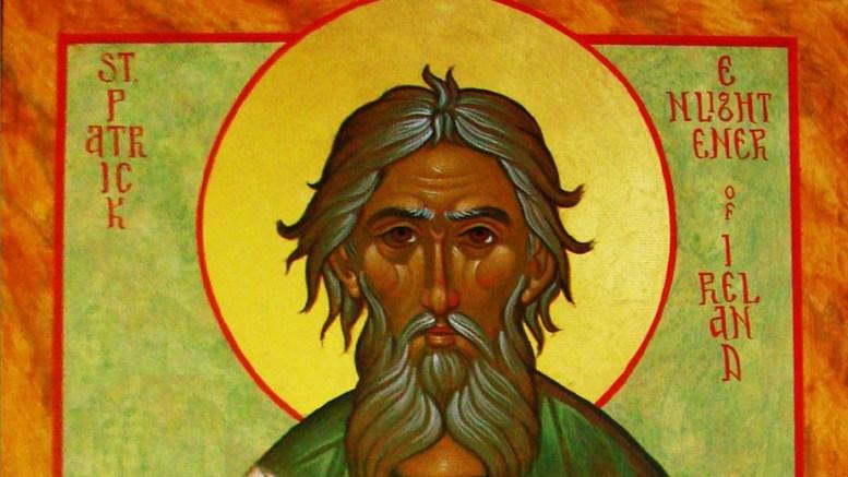 St Patrick & The Devil