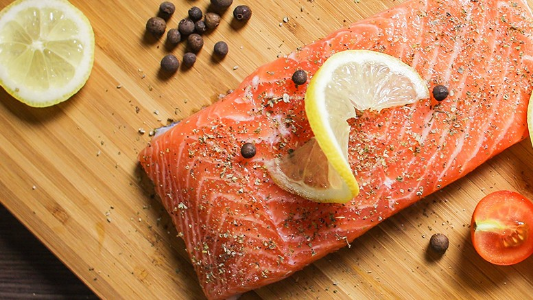 How to make baked salmon traditional irish recipes good food guide this baked salmon recipe is easy to make and tastes delicious baked salmon may not originate from ireland but it is considered a traditional irish recipe forumfinder Gallery