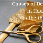 Causes of Death in Hawaii in the 1890s