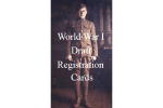 World War I Draft Registration
