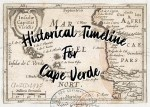 Historical Timeline of Cape Verde