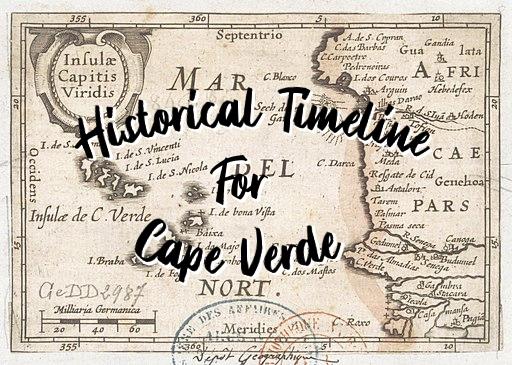 historical timeline cape verde