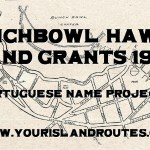 Punchbowl, Hawaii Land Grants Of 1912:  Background Information on Portuguese Applications