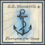 Description of the Voyage of the SS Monarch to Hawaii 1882