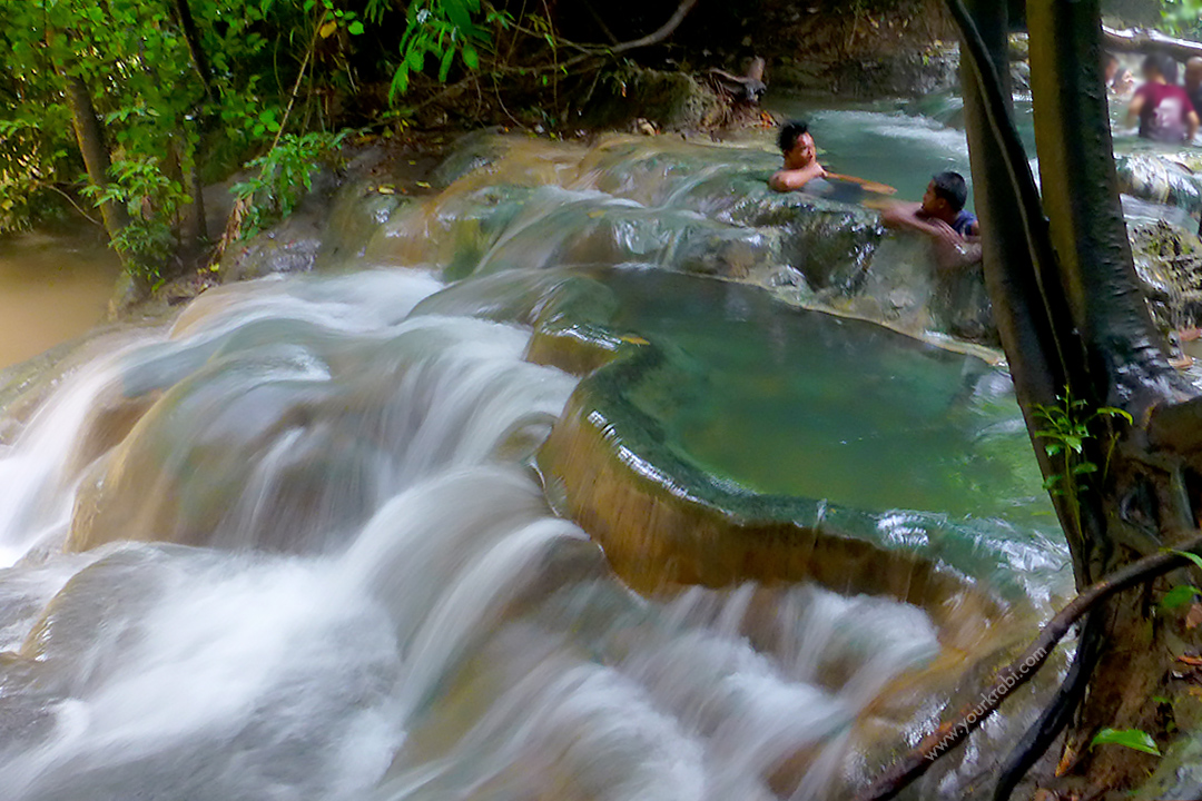 Krabi, Thajsko, Hot Springs