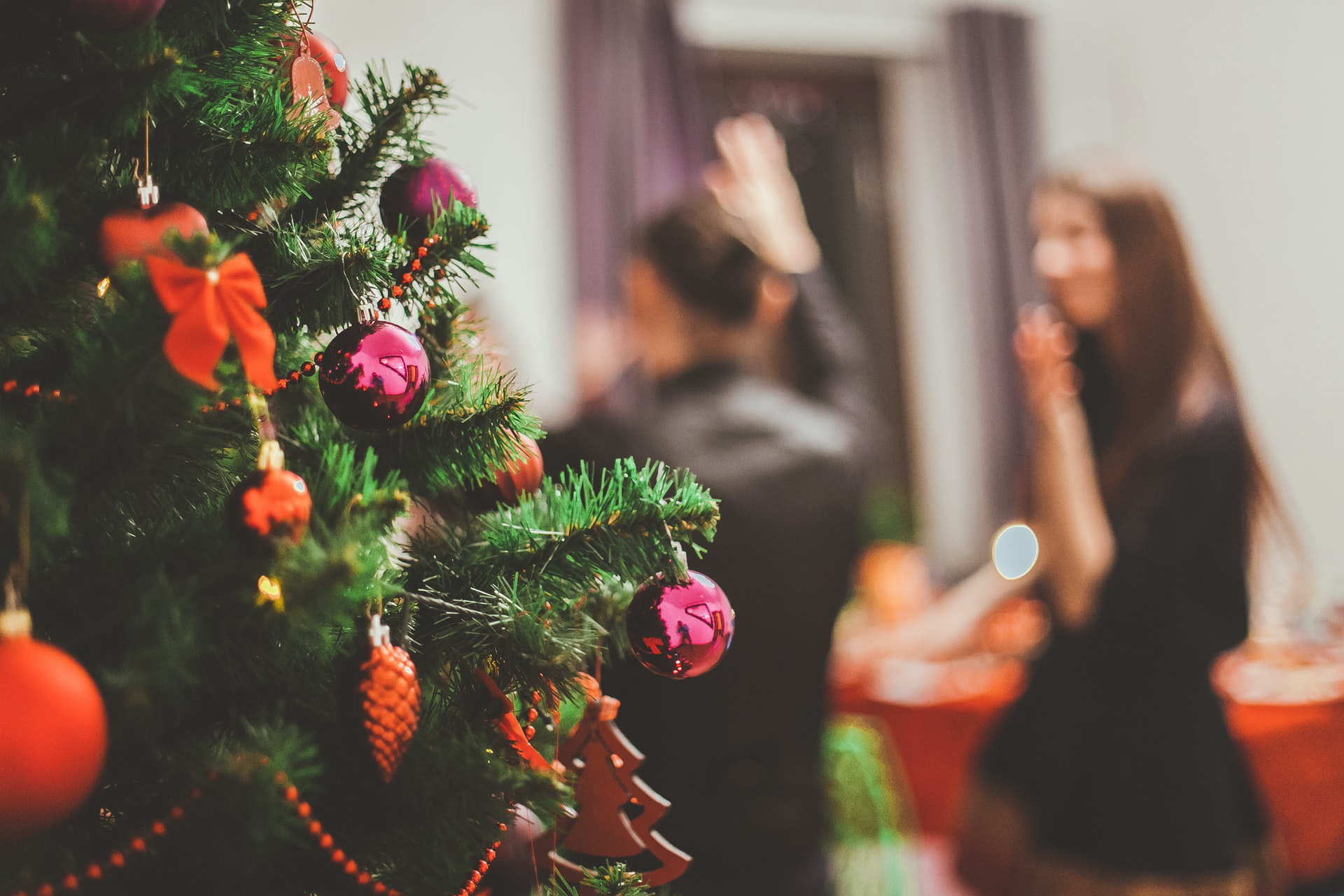 Christmas Parties While Socially Distanced