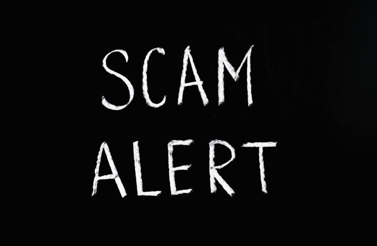 how to spot investment scams