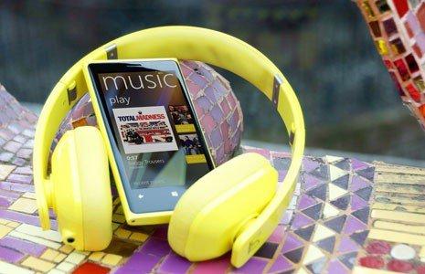 Nokia Music+: nuovo servizio in abbonamento per ascoltare musica dal nostro Windows Phone