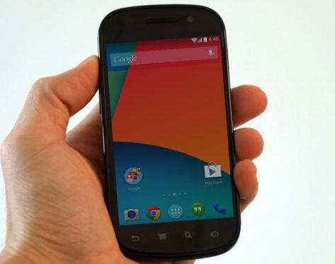 Nexus S Android 4.4.