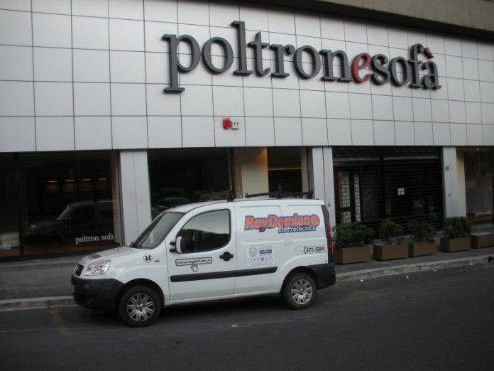Poltronesofà Roma