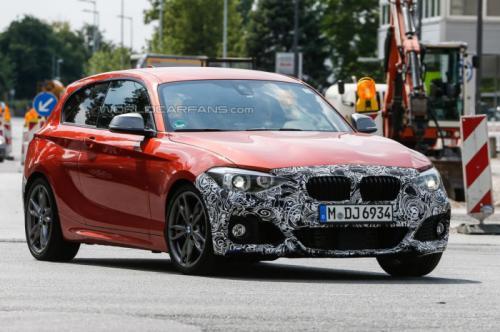2015 BMW Serie 1