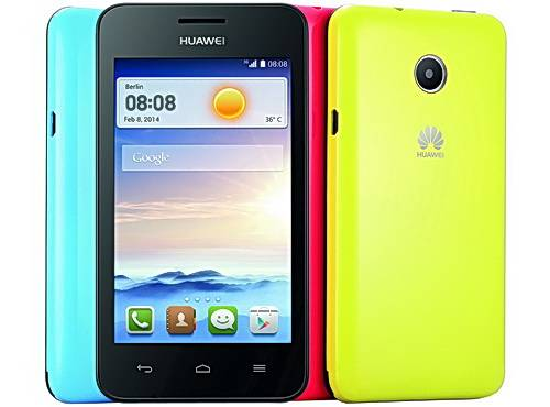 Smartphone basso costo Huawei