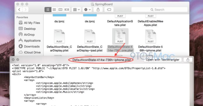 Apple iPhone 6 risoluzione PPI display