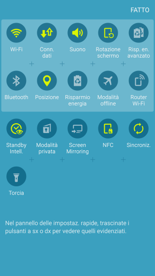 Toggle Galaxy S6