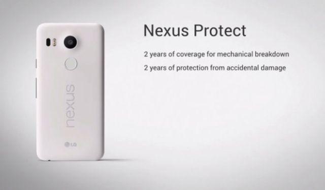 Google Nexus Protect