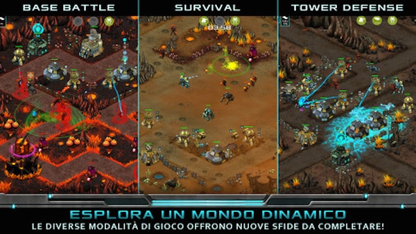 Trucchi Nitropia – War Commanders per iPhone e iPad