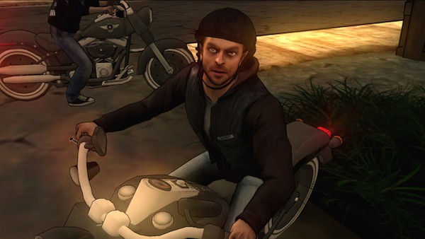 Trucchi Sons of Anarchy The Prospect per iPhone e iPad