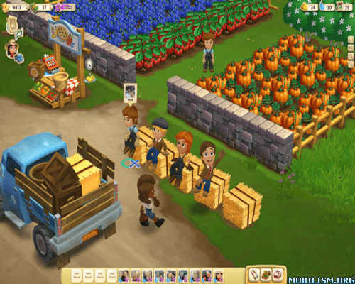 Trucchi FarmVille 2 Country Escape APK Android