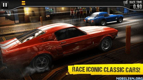 Trucchi, cheat, hack CSR Classics APK Android
