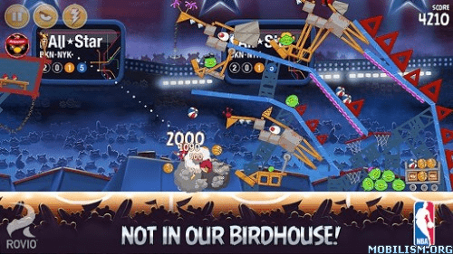 Trucchi Angry Birds Seasons APK Android