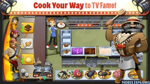 Trucchi COOKING DASH 2016 APK Android