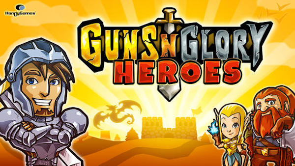 Trucchi Guns'n'Glory Heroes iOS, iPhone, iPad