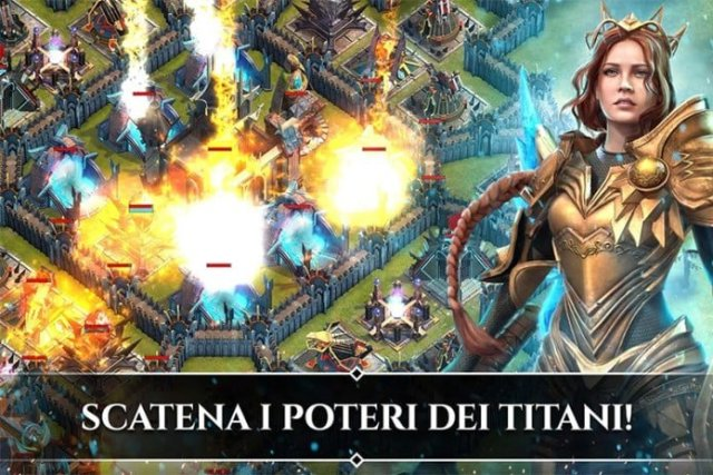 Trucchi Rival Kingdoms APK Android
