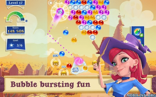 Trucchi Bubble Witch 2 Saga APK Android