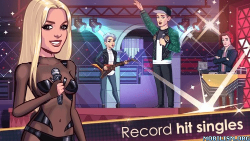 Trucchi BRITNEY SPEARS: AMERICAN DREAM APK Android (v 1.0.0)