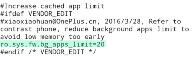 linecode-oneplus-3-RAM