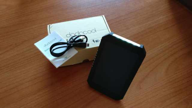 Dodocool Power Bank Solare 4200 mAh (2)