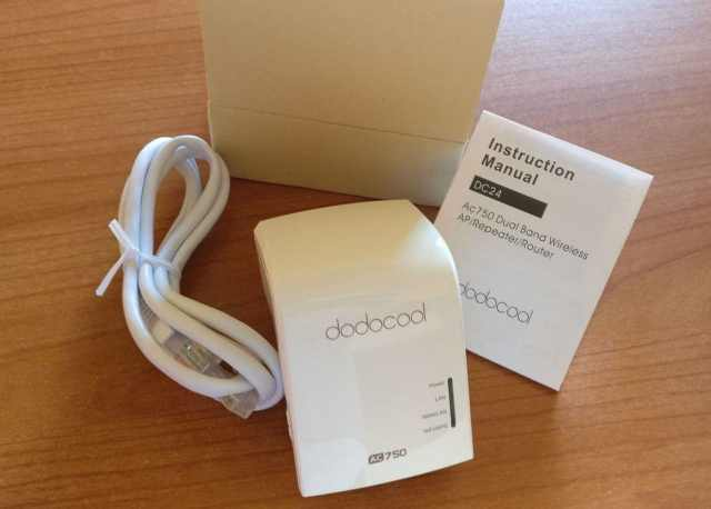 Dodocool Access Point Wifi Router Range Extender (1)