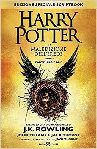 Harry Potter e la Maledizione dell'Erede Parte Uno e Due PDF ePub