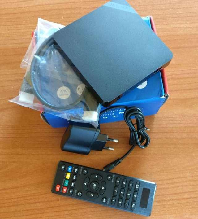 Mini M8S - Smart TV Android (1)