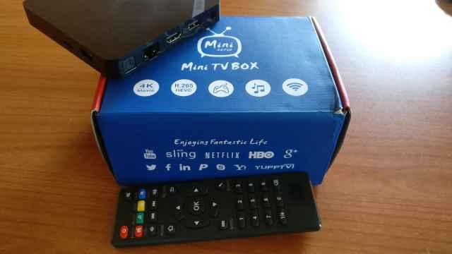 Mini M8S - Smart TV Android (3)