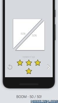 Trucchi 50 50 – Addictive Slicing Game APK Android | Come ottenere tutte le stelle