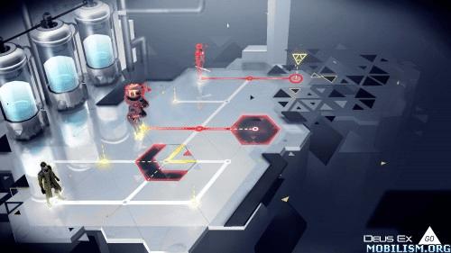 Trucchi Deus Ex GO Android | Suggerimenti e consigli infiniti