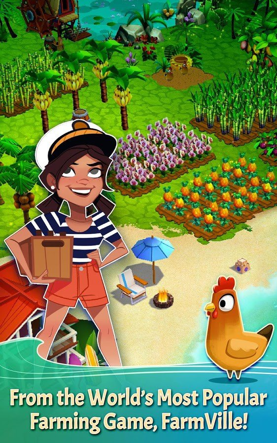 Trucchi FarmVille Tropic Escape | Soldi infiniti
