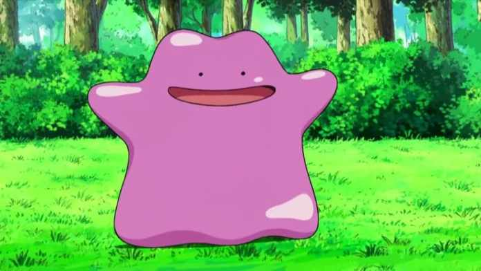 ditto-pokemon-go