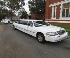 Wedding Limousine at Caversham House
