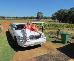 Swan Valley Wine tour limo