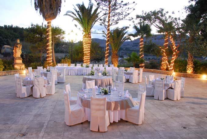 Gozo Farmhouse Malta Wedding Venue