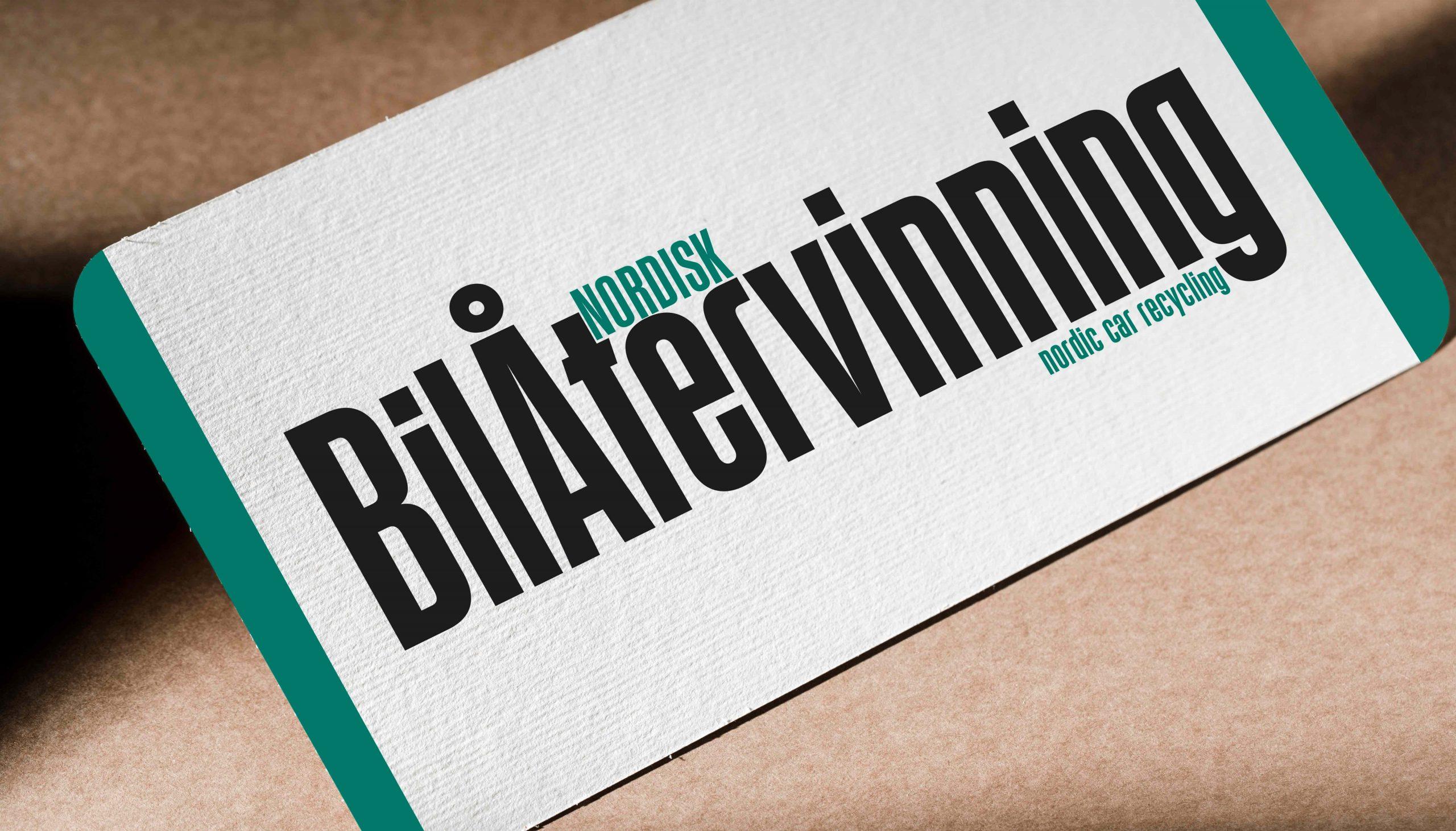 Nordisk Bilåtervinning